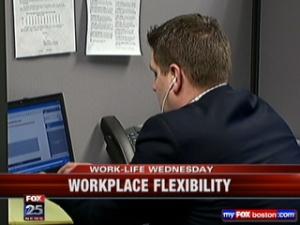 Work-Life Wednesday: Workplace Flexibility